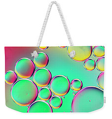 Spheretastic Weekender Tote Bag by Tim Gainey
