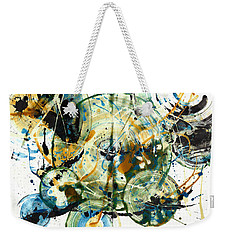 Spherical Joy Series 170.171.011011 Weekender Tote Bag by Kris Haas