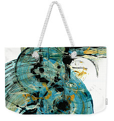 Spherical Joy Series 210.012011 Weekender Tote Bag by Kris Haas