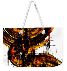 Spherical Joy Series 51.041011vsscvs Weekender Tote Bag by Kris Haas