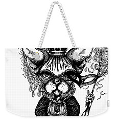 Sphynx Queen Weekender Tote Bag