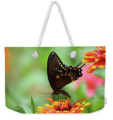 Spice Of Life Weekender Tote Bag by Kathy Kelly