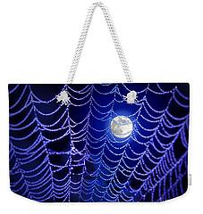 Spider Web Weekender Tote Bag by George Robinson