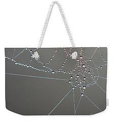 Spiders Intricate Work Weekender Tote Bag