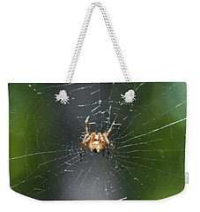 Spidey Weekender Tote Bag by Nikki McInnes