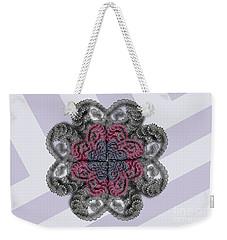 Spin It Weekender Tote Bag