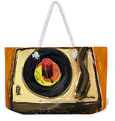 Spin It Weekender Tote Bag