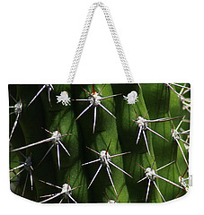 Spine Field Weekender Tote Bag
