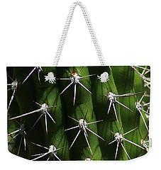 Spine Field Weekender Tote Bag