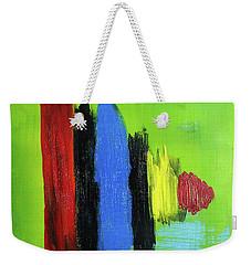 Spinner Weekender Tote Bag