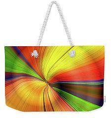 Spinning #3 Weekender Tote Bag