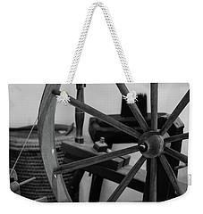 Spinning Wheel At Mount Vernon Weekender Tote Bag