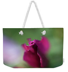 Spinning With Rose 2 Weekender Tote Bag