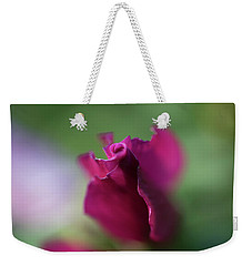 Spinning With Rose Weekender Tote Bag