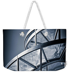 Spiral Staircase Weekender Tote Bag by Dave Bowman