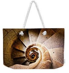 Spiral Steps Weekender Tote Bag