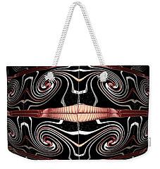 Spiral Wind Globe Weekender Tote Bag