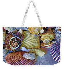 Spirals And Ridges 12 Weekender Tote Bag