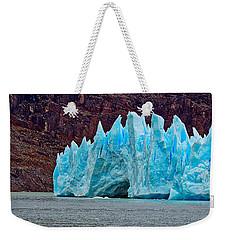 Spires Of Blue Weekender Tote Bag