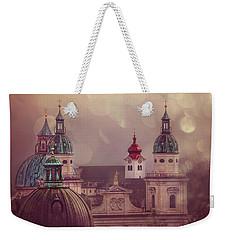 Spires Of Salzburg  Weekender Tote Bag
