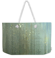 Spires Through A Window Weekender Tote Bag
