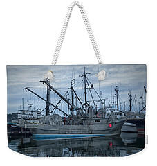 Weekender Tote Bag featuring the photograph Spirit At Rest by Randy Hall