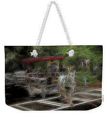 Spirit Carriage 2 Weekender Tote Bag by William Horden