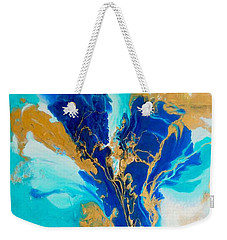 Spirit Dancer Weekender Tote Bag by Irene Hurdle