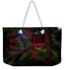 Spirit Door Weekender Tote Bag by William Horden