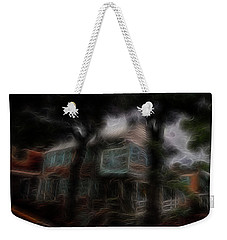 Spirit House Weekender Tote Bag