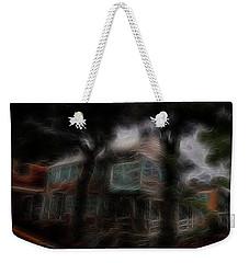 Spirit House Weekender Tote Bag by William Horden