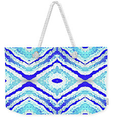 Spirit Journey To The Other Side  Weekender Tote Bag by Rachel Hannah