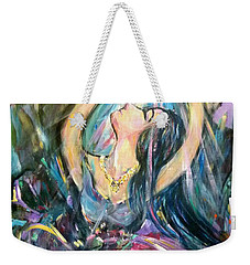 Spirit Light Weekender Tote Bag