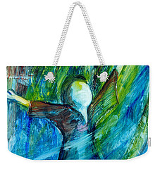 Spirit Move Weekender Tote Bag