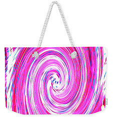 Spirit Of Joy Weekender Tote Bag