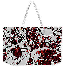 Spirit Of Leaves Weekender Tote Bag