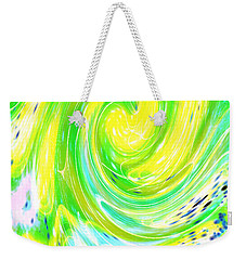 Spirit Of Nature I I Weekender Tote Bag