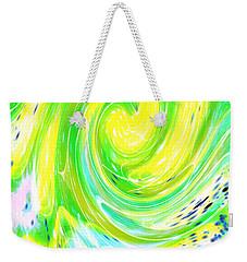 Spirit Of Nature I I Weekender Tote Bag