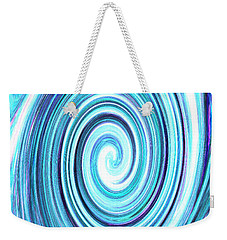Spirit Of Sky I Weekender Tote Bag