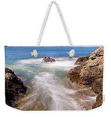 Spirit Of The Atlantic Weekender Tote Bag