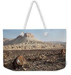 Spirit Of The Desert Weekender Tote Bag by Yoel Koskas