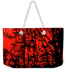 Spirit Of The Mist Weekender Tote Bag