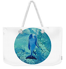 Spirit Of The Ocean Weekender Tote Bag