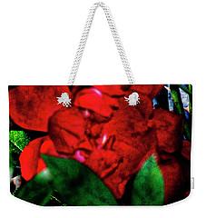 Spirit Of The Rose Weekender Tote Bag