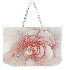 Spirit Of The Seashell Weekender Tote Bag