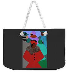 Spirit Of Zora Weekender Tote Bag