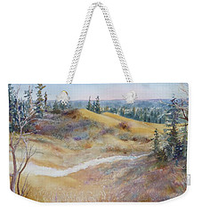 Spirit Sands Weekender Tote Bag