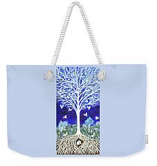 Spirit Tree Weekender Tote Bag