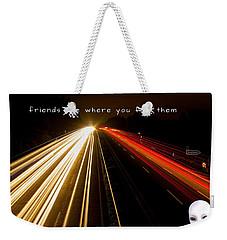 Spirit World Weekender Tote Bag
