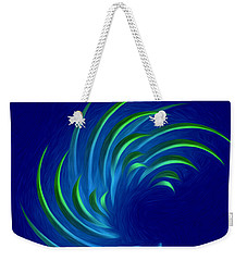 Spiritual Art - Flexible Synergy By Rgiada Weekender Tote Bag
